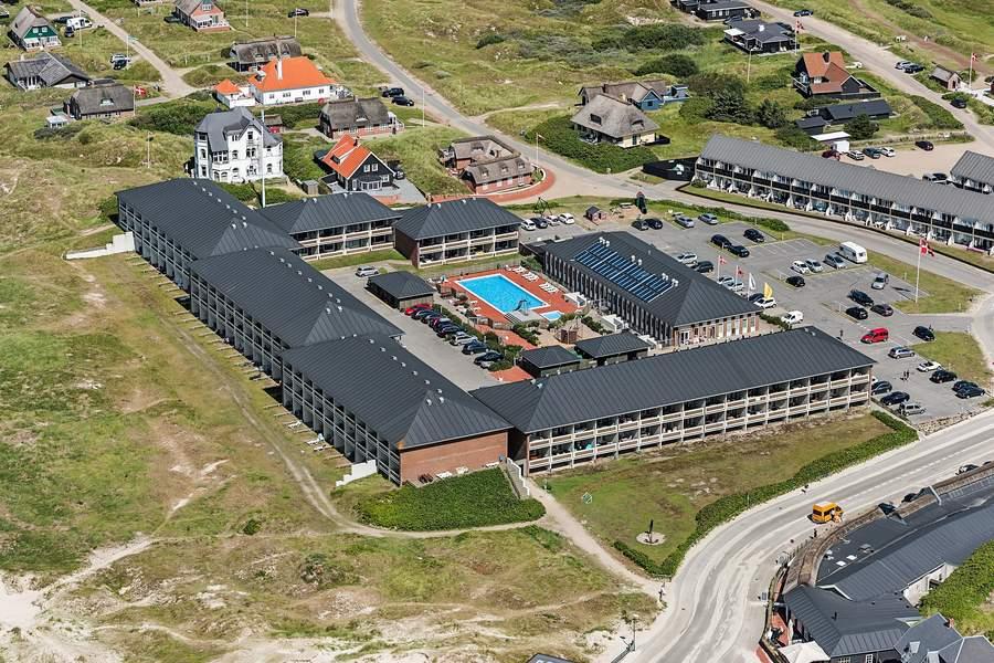 Vakantie in Vakantiepark Danland Fanø in Fanø in Denemarken