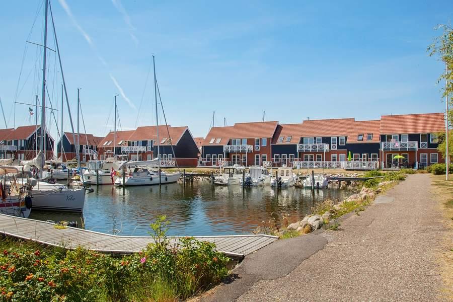 Vakantie in Vakantiepark Danland Møn in Borre in Denemarken