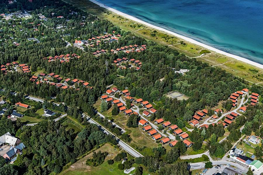 Vakantie in Vakantiepark Danland Marielyst in Marielyst in Denemarken