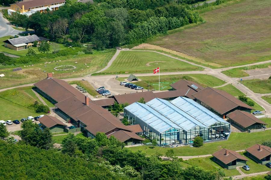 Vakantie in Vakantiepark Danland Vigsø Feriecenter in Bjerre in Denemarken