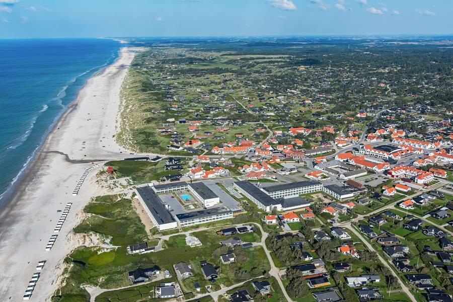 Vakantie in Vakantiepark Danland Blokhus in Blokhus in Denemarken