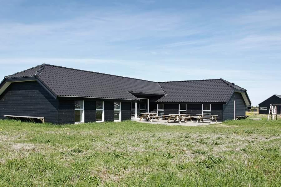 24 persoons vakantiehuis in Noordwest-Jutland