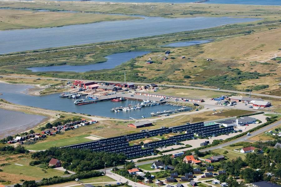 Vakantie in Vakantiepark Danland Agger in Agger in Denemarken