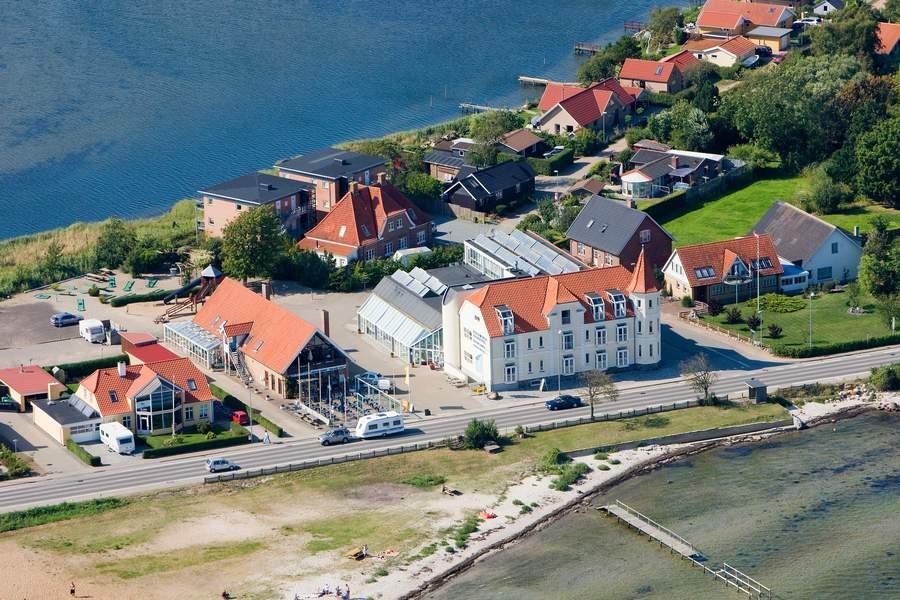 Vakantie in Vakantiepark Danland Hejlsminde Badehotel in Hejlsminde in Denemarken