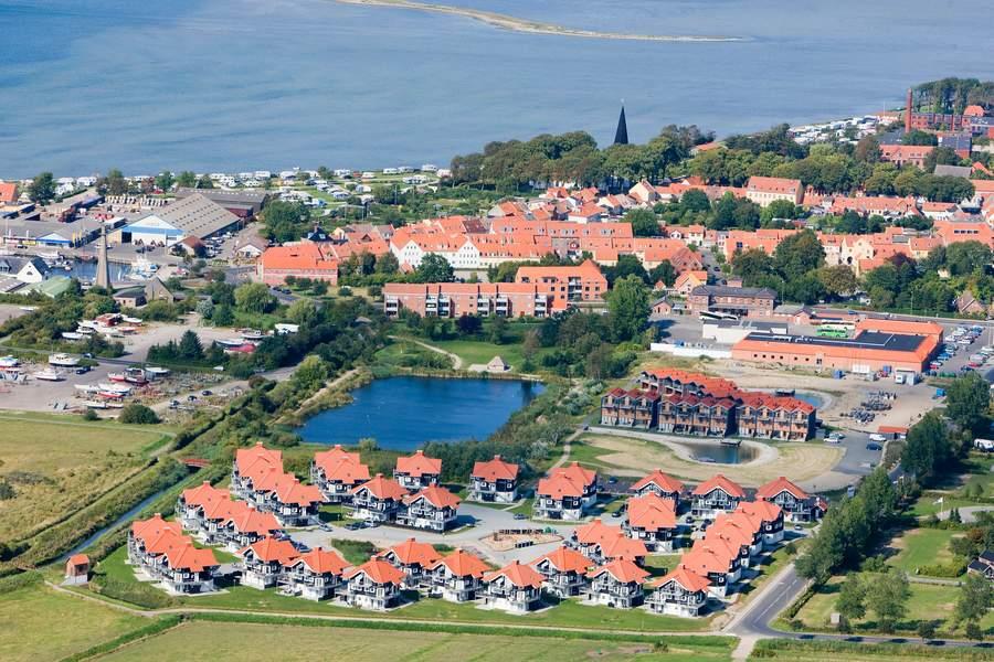 Vakantie in Vakantiepark Danland Bogense in Bogense in Denemarken