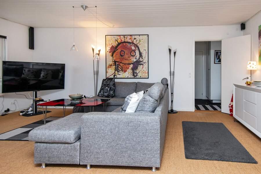 6 persoons vakantiehuis in Oost-Jutland midden