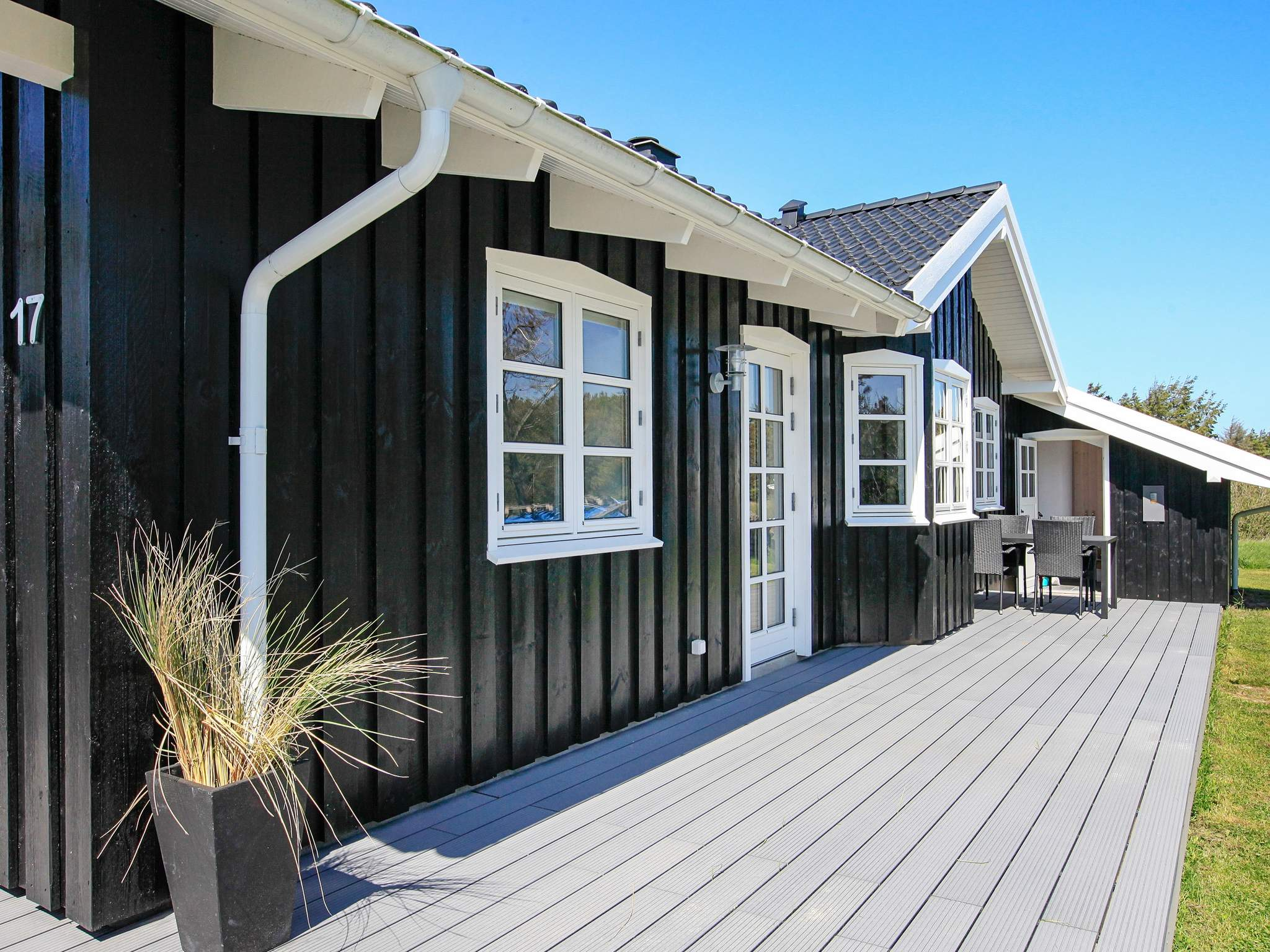 10 persoons vakantiehuis in Saltum Strand