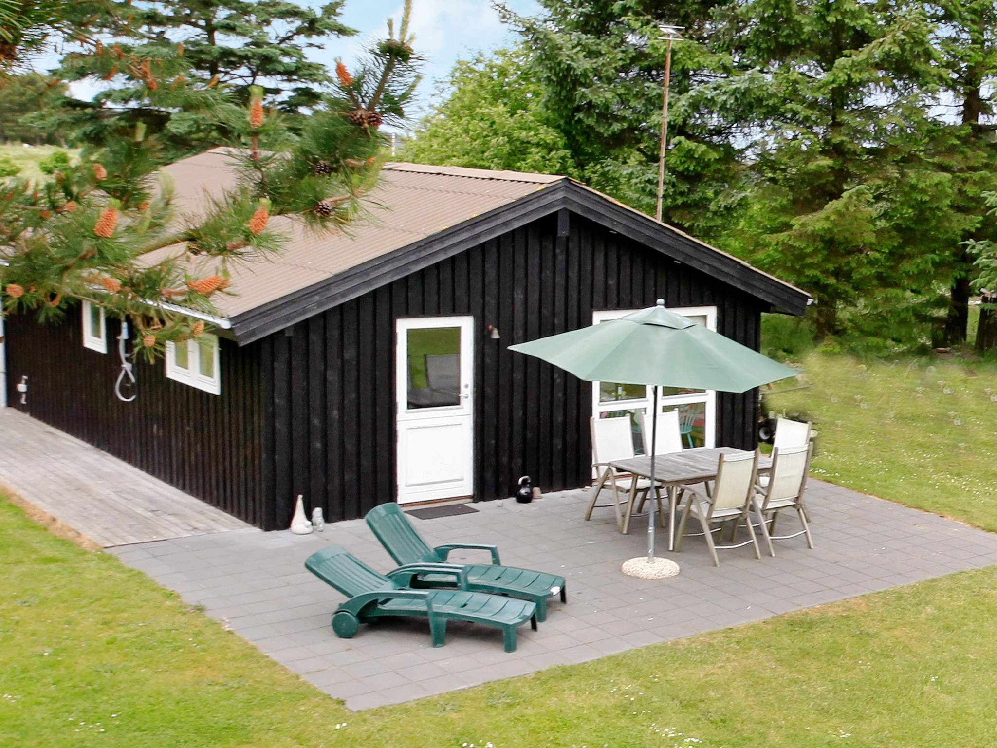 Ferienhaus Kjul Strand (808785), Hirtshals, , Nordwestjütland, Dänemark, Bild 22