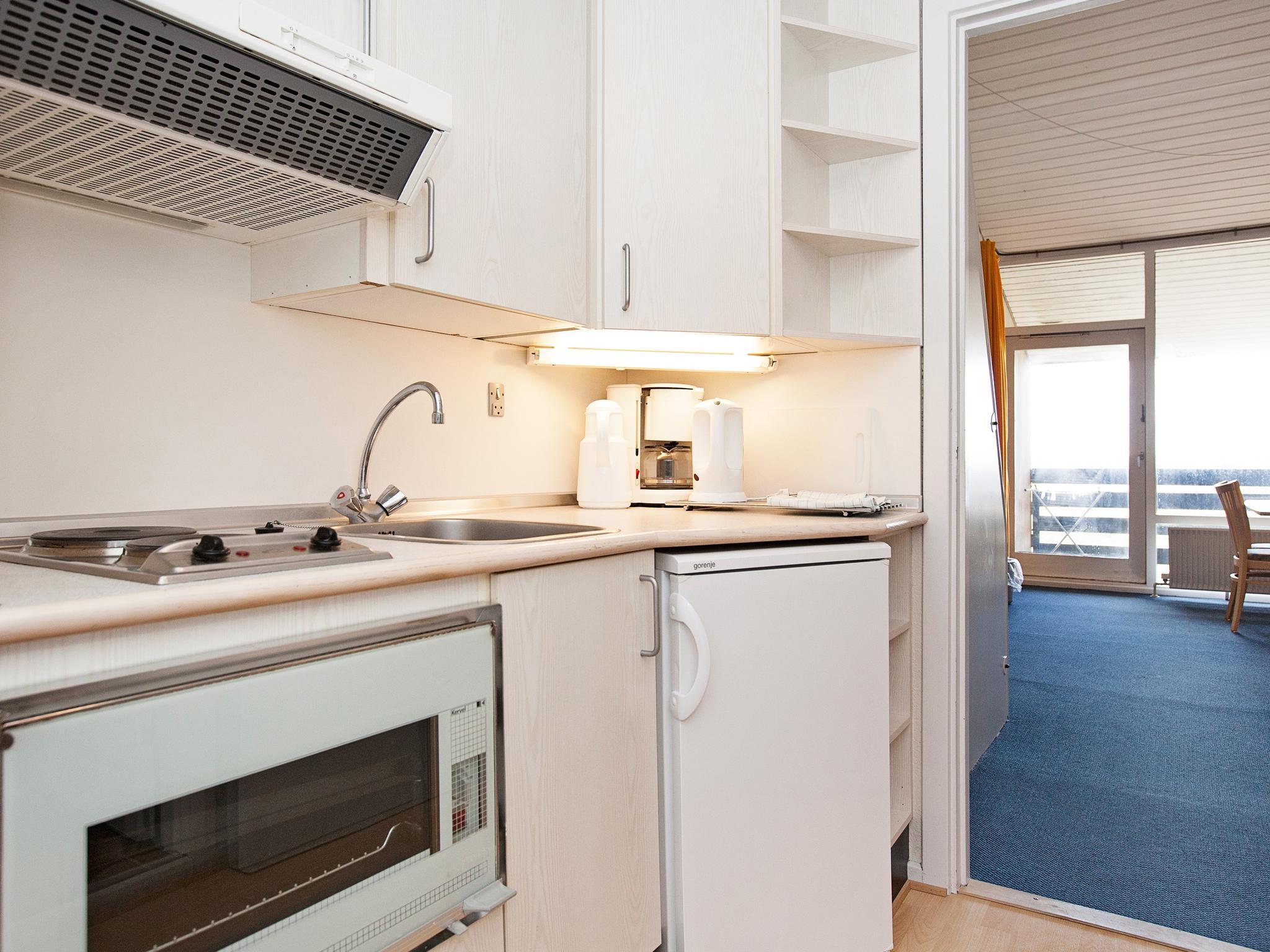 Ferienwohnung Hirtshals - Typ 1 - 2 Zimmer m/Meerblick (382686), Hirtshals, , Nordwestjütland, Dänemark, Bild 16