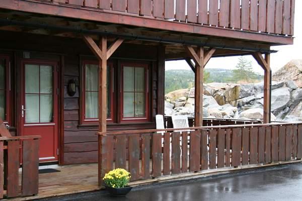 Sommerhus Sørlandet
