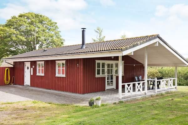 Fuglslev, Djursland (Mols), Sommerhus 39365, 6 personer
