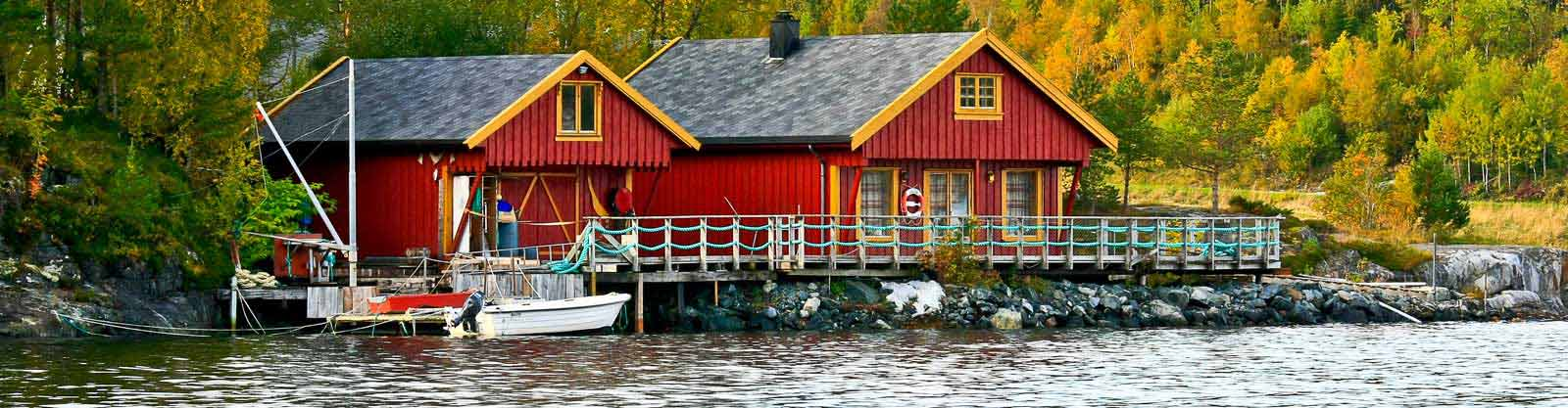 fiskeferie i norge